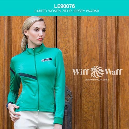 위프와프 골프 여성 집업 LE90076