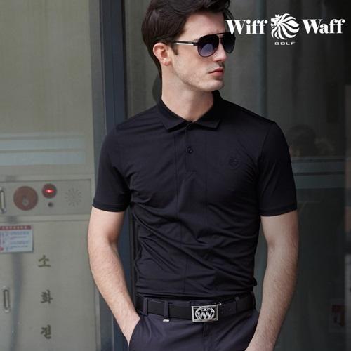 위프와프 골프 남성 반팔 카라 티셔츠 GS50219