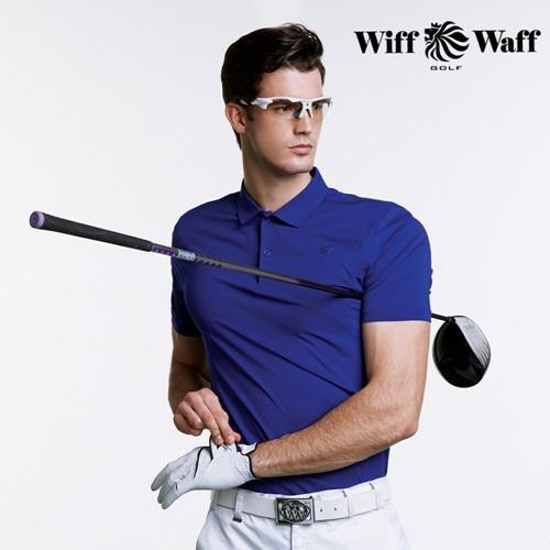 위프와프 골프 남성 반팔 카라 티셔츠 GS50214