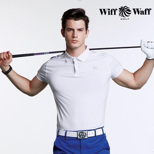 위프와프 골프 남성 반팔 카라 티셔츠 GS50212
