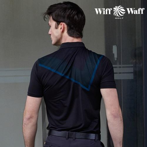 위프와프 골프 남성 반팔 카라 티셔츠 GS50217