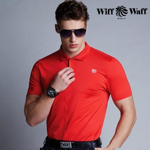 위프와프 골프 남성 반팔 카라티셔츠 GS50232