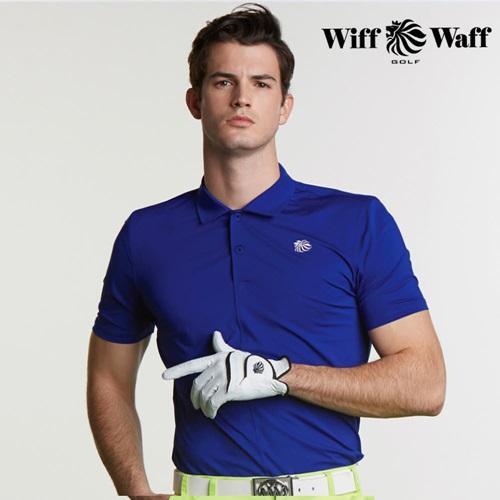 위프와프 골프 남성 반팔 카라티셔츠 GS50231