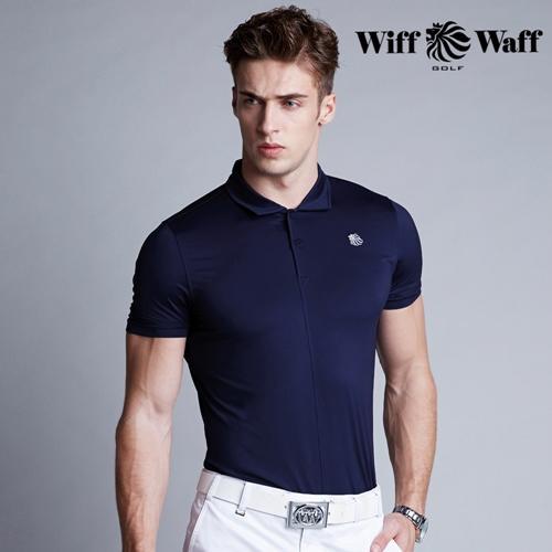 위프와프 골프 남성 반팔 카라 티셔츠 GS50230