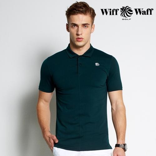 위프와프 골프 남성 반팔 카라 티셔츠 GS50229