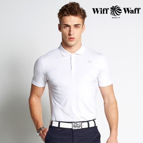 위프와프 골프 남성 반팔 카라 티셔츠 GS50228
