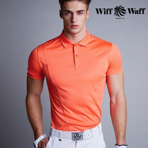 위프와프 골프 남성 반팔 카라 티셔츠 GS50225