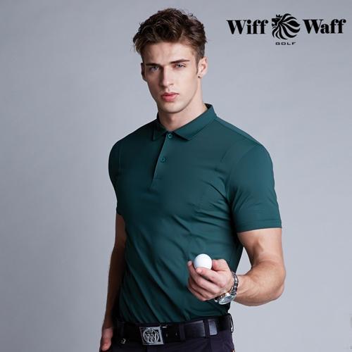 위프와프 골프 남성 반팔 카라 티셔츠 GS50224