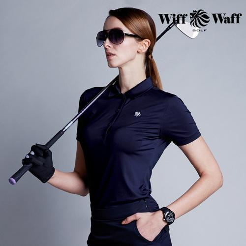 위프와프 골프 여성 반팔 카라티셔츠 GS60230