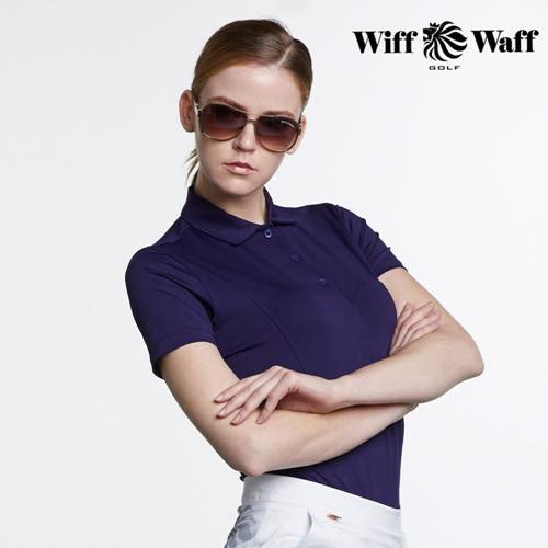 위프와프 골프 여성 반팔 카라티셔츠 GS60223