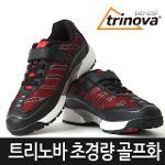 [무료배송] 트리노바 초경량 매쉬 남성 골프화 T500R
