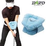 [스윙연습용품모음전] GV0366 삼각 선생 골프 자세교정기