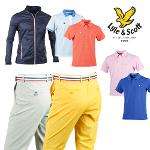 LYLE & SCOTT 매장판 시원한 여름 골프바지(사은품벨트증정)