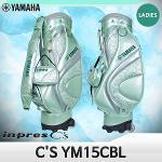 야마하 CB C`S YM15CBL 바퀴형 캐디백 골프백(여성용)
