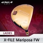 기가 2016 X-FILE Mariposa 마리포사 페어우드 여성