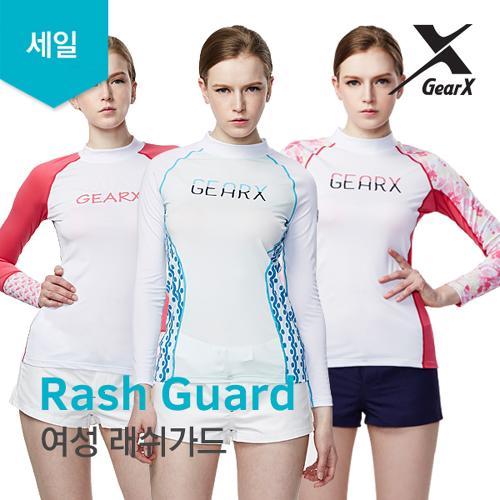 [기어엑스]래쉬가드-여자 여성 수영복 세일
