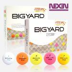 넥센 빅야드 DT300 골프공 골프볼 화이트볼 칼라볼 골프용품 필드용품 NEXEN bigyard dt300