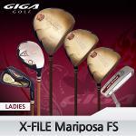 기가 2016 X-FILE Mariposa 마리포사 풀세트 여성