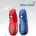 GOLFZON 골프존 EASY장착 프리미엄 초경량 항공커버+파우치백