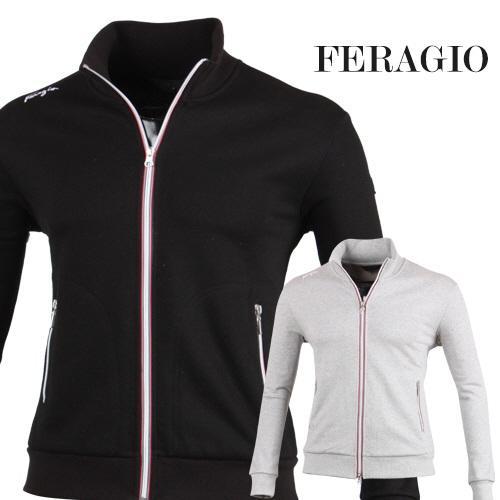 페라지오 골프집업 트레이닝 자켓 FG6SMJP002