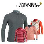 LYLE & SCOTT 심플한 디자인 편안한 느낌! 남성 골프셔츠