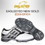 [이글아이드] NEW GOLD EDM-EFX14 남성골프화