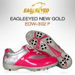 [이글아이드] NEW GOLD EDW-302F 여성골프화