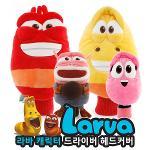 [2017년신제품]NEW Larva 新라바 캐릭터 프리사이즈 드라이버 헤드커버