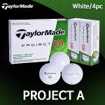 테일러메이드 프로젝트  PROJECT A 3피스 골프공