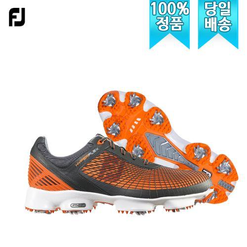풋조이 하이퍼플렉스 골프화(51015)-Grey/Orange