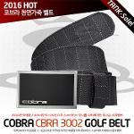 (16 HOT) 코브라 CBRA 2003 오버레이 가죽 골프벨트