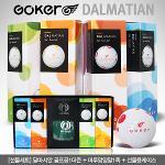 [선물세트]팬텀정품 GOKER 고커 달마시안 2피스 초고반발 골프공1더즌[12알]+마루망 양말1족