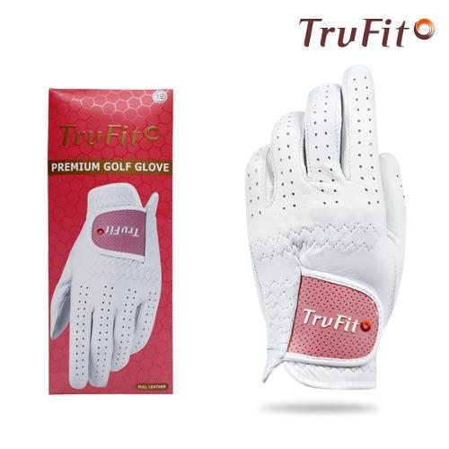 TRUFIT 트루핏 고급양피 여성용 골프장갑 full leather/골프용품