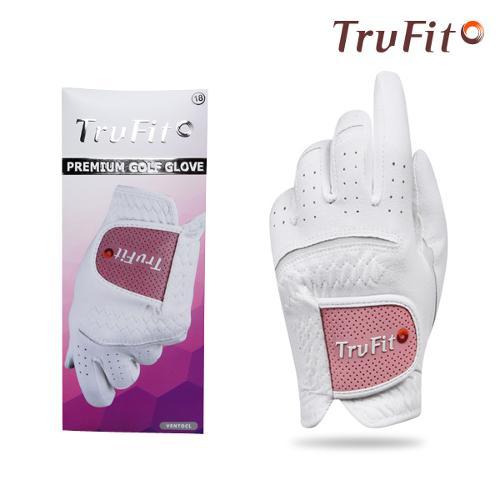 TRUFIT 트루핏 고급합피 여성용 골프장갑 VENTOCL/골프용품