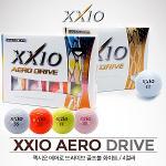 젝시오 AERO DRIVE(에어로 드라이브) 골프볼[3피스/12알]