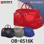 ONOFF 온오프 BB OB-6516K 보스턴백 옷가방