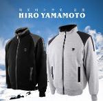 [2016년형]히로 야마모토 멜란지+보아파일+기모 방한보온 가을겨울 바람막이 쟈켓