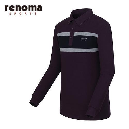 [레노마골프]남성 원포인트 카라 티셔츠 RMTYF4102-607