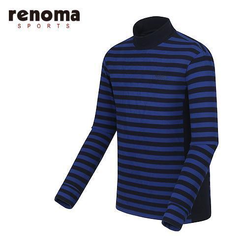 [레노마골프]남성 스트라이프 레이어 티셔츠 RMTHF4101-930