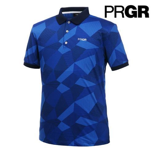 [PRGR] 프로기어 카모플라주 프린트 티셔츠 P15MT1-022_GA