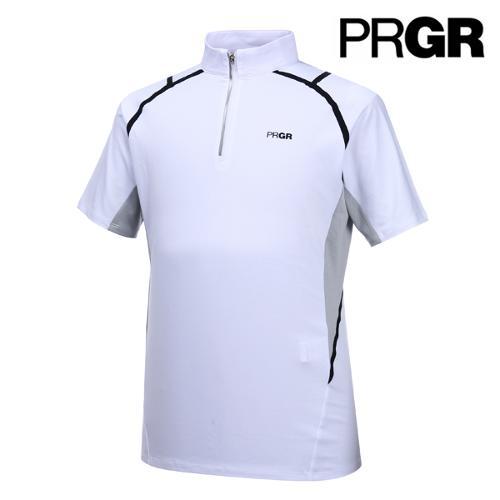 [PRGR] 프로기어 기능성 집업 티셔츠 P15MT1-006_GA