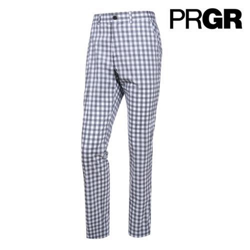 [PRGR] 프로기어 고방체크 골프바지 P15PM1-707_GA