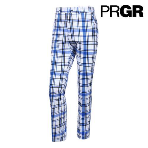 [PRGR] 프로기어 빅 체크 골프바지 P15PM1-705_GA