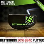 (17 HOT) 베티나르디 정품 2016 BB40 말렛형 퍼터
