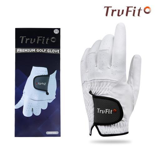 [마켓][TRUFIT] 트루핏 고급합피 남성용 골프장갑 VENTOCL/골프용품