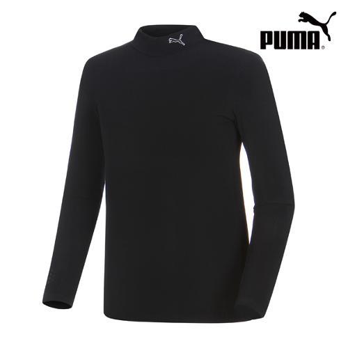 [푸마골프] 남녀공용 Winter Inner 터틀넥 티셔츠 896494-01_GA