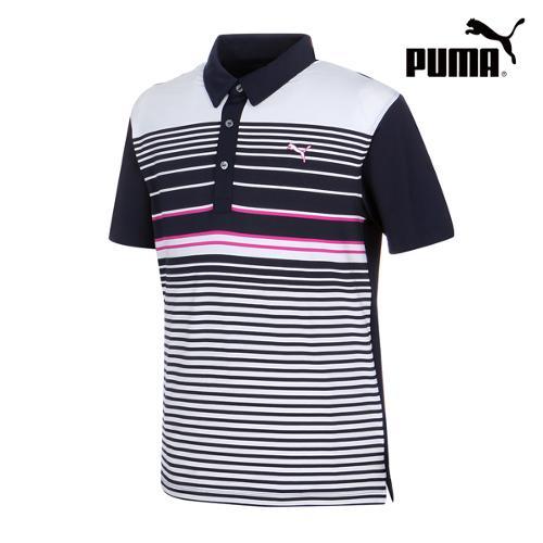 [푸마골프] 남성 PERFORMANCE GOLF  티셔츠 569476-02_GA