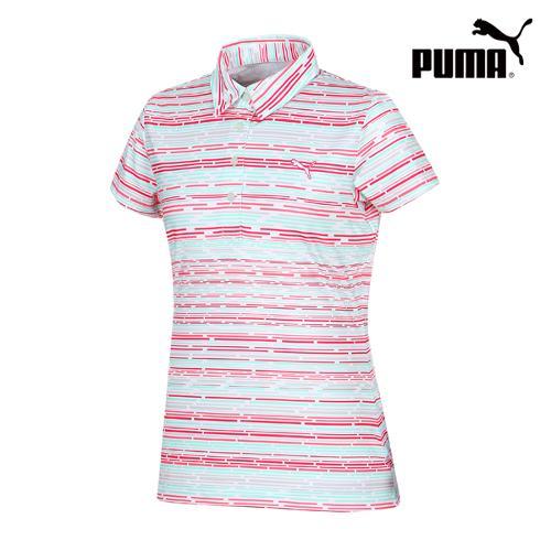 [푸마골프] 여성 PERFORMANCE GOLF  티셔츠 569457-03_GA