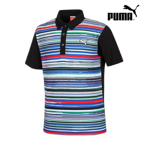 [푸마골프] 남성 PERFORMANCE GOLF  티셔츠 569442-04_GA