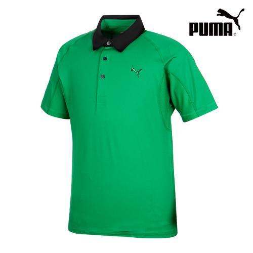 [푸마골프] 남성 PERFORMANCE GOLF  티셔츠 569419-09_GA